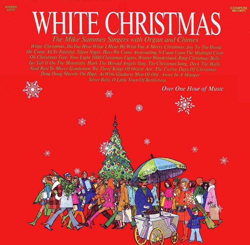 Mike Sammes Singers The Mike Sammes Singers And Derek Cox Quintet - The Ovaltiners Christmas Record